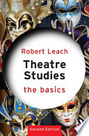 Theatre Studies  The Basics