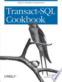 Transact SQL Cookbook