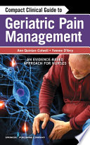 Compact Clinical Guide to Geriatric Pain Management