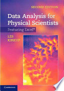 Data Analysis for Physical Scientists