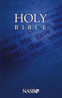 New American Standard Bible Outreach Edition