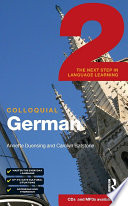 Colloquial German 2 (eBook And MP3 Pack)