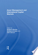 Asset Management And International Capital Markets