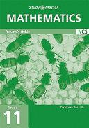 Study and Master Mathematics Grade 11 Teacher s Guide