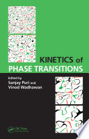 Kinetics Of Phase Transitions book