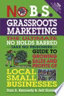 No B S  Grassroots Marketing