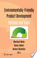Environmentally Friendly Product Development