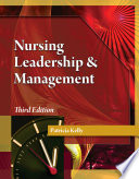 Nursing Leadership   Management