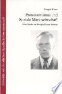 Protestantismus und soziale Marktwirtschaft
