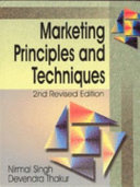 Marketing Principles and Techniques