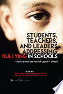 Students Teachers And Leaders Addressing Bullying In Schools