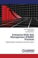 Enterprise Wide Risk Management  EWRM  Practices