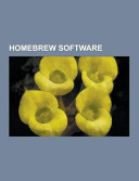 Homebrew Software