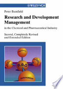 Research And Development Management In The Chemical And Pharmaceutical Industry