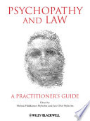 Psychopathy and Law