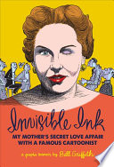 Invisible Ink : mother's hidden past in his first graphic...