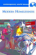 Modern Homelessness: A Reference Handbook Decade That Have Reduced Homelessness In The United
