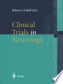 Clinical Trials in Neurology
