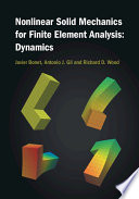 Nonlinear Solid Mechanics For Finite Element Analysis Dynamics