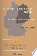 Searching for a New German Identity