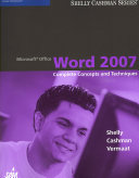 Microsoft Office Word 2007  Complete Concepts and Techniques