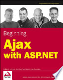 illustration Beginning Ajax with ASP.NET