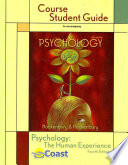 Coast Telecourse Guide for Psychology
