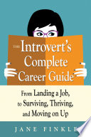 The Introvert S Complete Career Guide