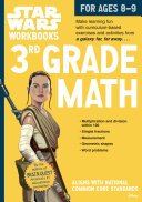 Star Wars Workbook  3rd Grade Math