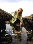 Principles of Educational Psychology