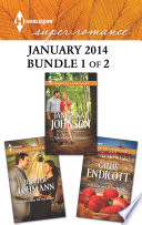 Harlequin Superromance January 2014   Bundle 1 of 2