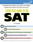 Tutor Ted s Guide to the SAT