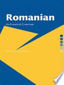 Romanian  An Essential Grammar