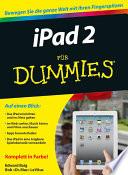 iPad 2 f  r Dummies