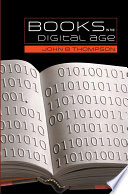 Books In The Digital Age book
