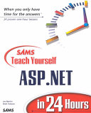 Sams Teach Yourself ASP NET in 24 Hours