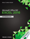Shelly Cashman Series Microsoft Office 365   Excel 2016  Intermediate