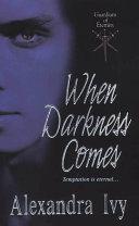 download ebook when darkness comes pdf epub