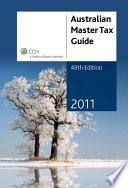 Australian Master Tax Guide 2011