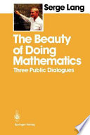 The Beauty of Doing Mathematics