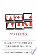 Wiki Writing