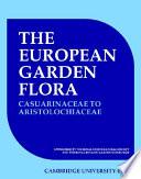 European Garden Flora
