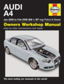 Audi A4 Service And Repair Manual