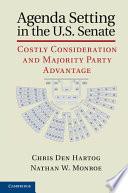 Agenda Setting in the U S  Senate