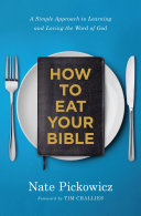 How to Eat Your Bible Book