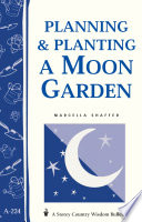Planning   Planting a Moon Garden
