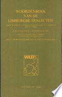 Woordenboek van de Limburgse dialecten