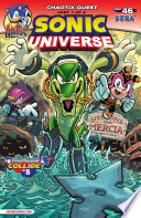 Sonic Universe #46 : went on a quest to...