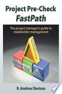 Project Pre Check Fastpath