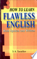 How to Learn Flawless Eng